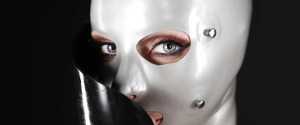 New Silverline Mask Collection by Rubber's Finest