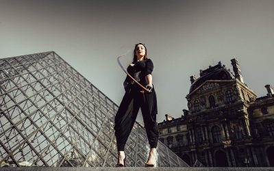 New website and photos for London's Mistress Evilyne