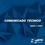 comunicado tecnico ntc