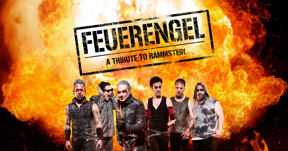 Feuerengel Europas Beste Rammstein Tribute Show Homepage