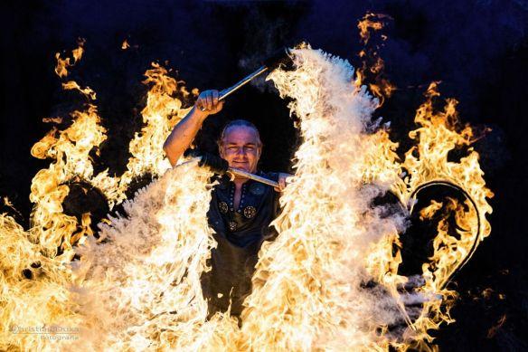 Feuershow-zur-Silberhochzeit-mit-Rick-dem-feurigen