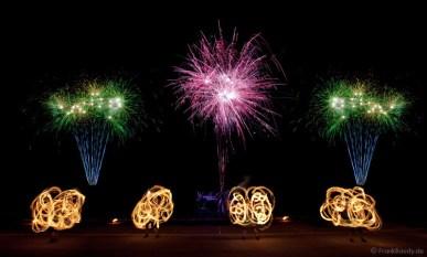 Irische Nacht Pyroshow