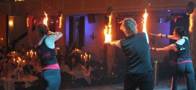 Indoor Feuershow