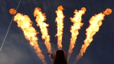 Flammsystem