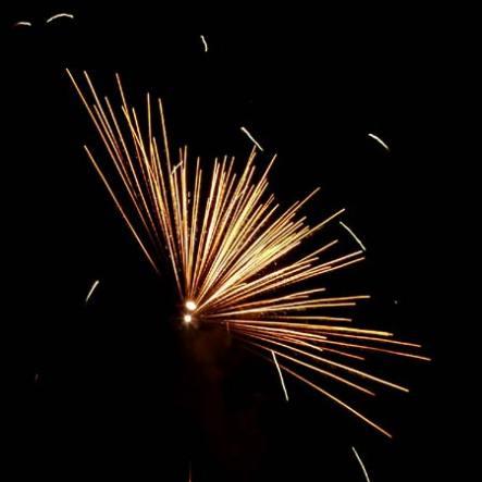 Feuerwerk SAM&more