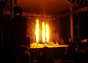 Indoor Pyrotechnik