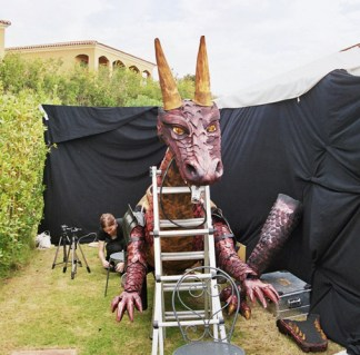 Dragonfire Drachenreiter Walking-Act