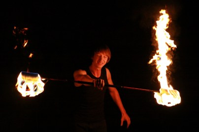 Feuerstab Performance