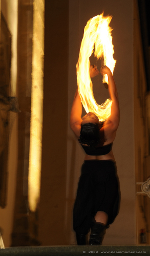 Fireperformance Bochum