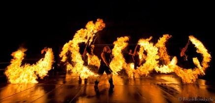 Feuershow Stadtfest Paderborn