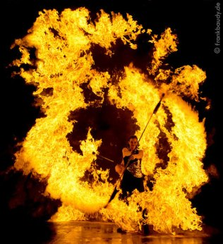 Feuershow Paderborn