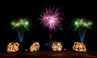 Irische Nacht Hoechstadt Feuershow