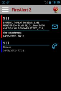 Fire Alert 2 - Für SMS Alarmierungen im BOS