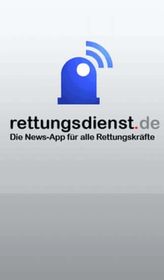 rettungsdienst.de App – News rund um die BOS