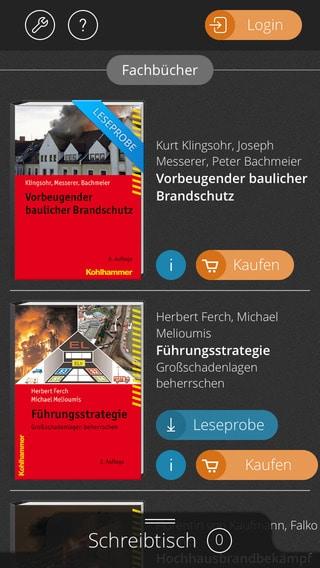 BRANDSchutz App – Deine Fachzeitschrift