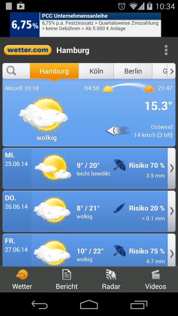 Www.Wetter Com.