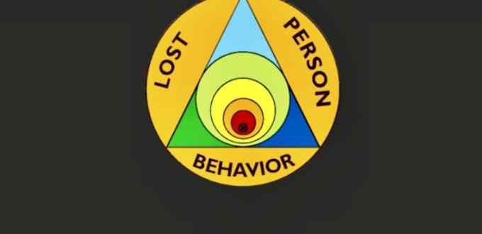 Verhalten vermisste Personen - Lost Person Behavior App