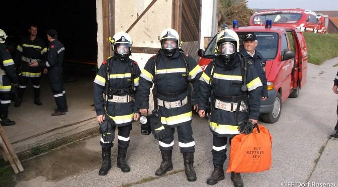 10.10.2015, Atemschutzübung in Jahrings (Fotos)