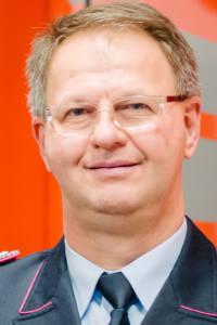 Stadtbrandmeister Franz-Josef Theilen