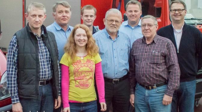 Stadtfeuerwehrverband Lohne bestätigt Vorstand