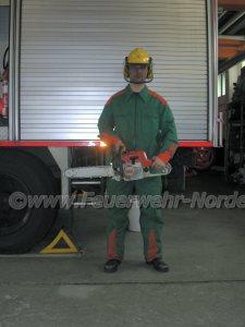 Schnittschutzkleidung