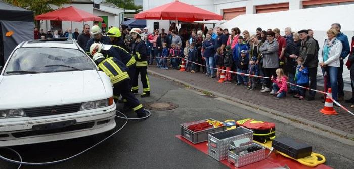 Bildernachlese: Tag der offenen Tür FF Solms-Albshausen