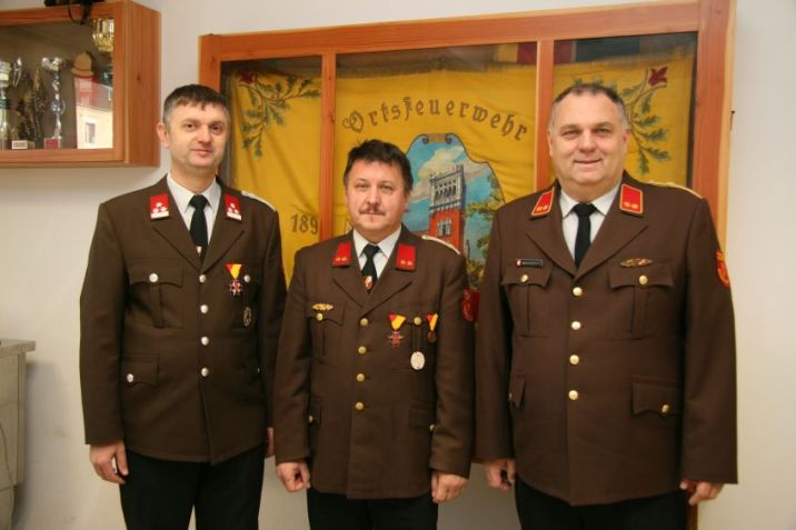 E-OBI Manfred Pimperl neuer Kommandant