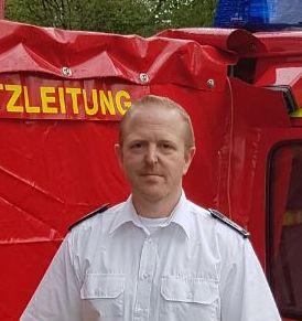 Brandoberinspektor Jürgen Schneider ist neuer stellv. Leiter der Feuerwehr der Stadt Schmallenberg
