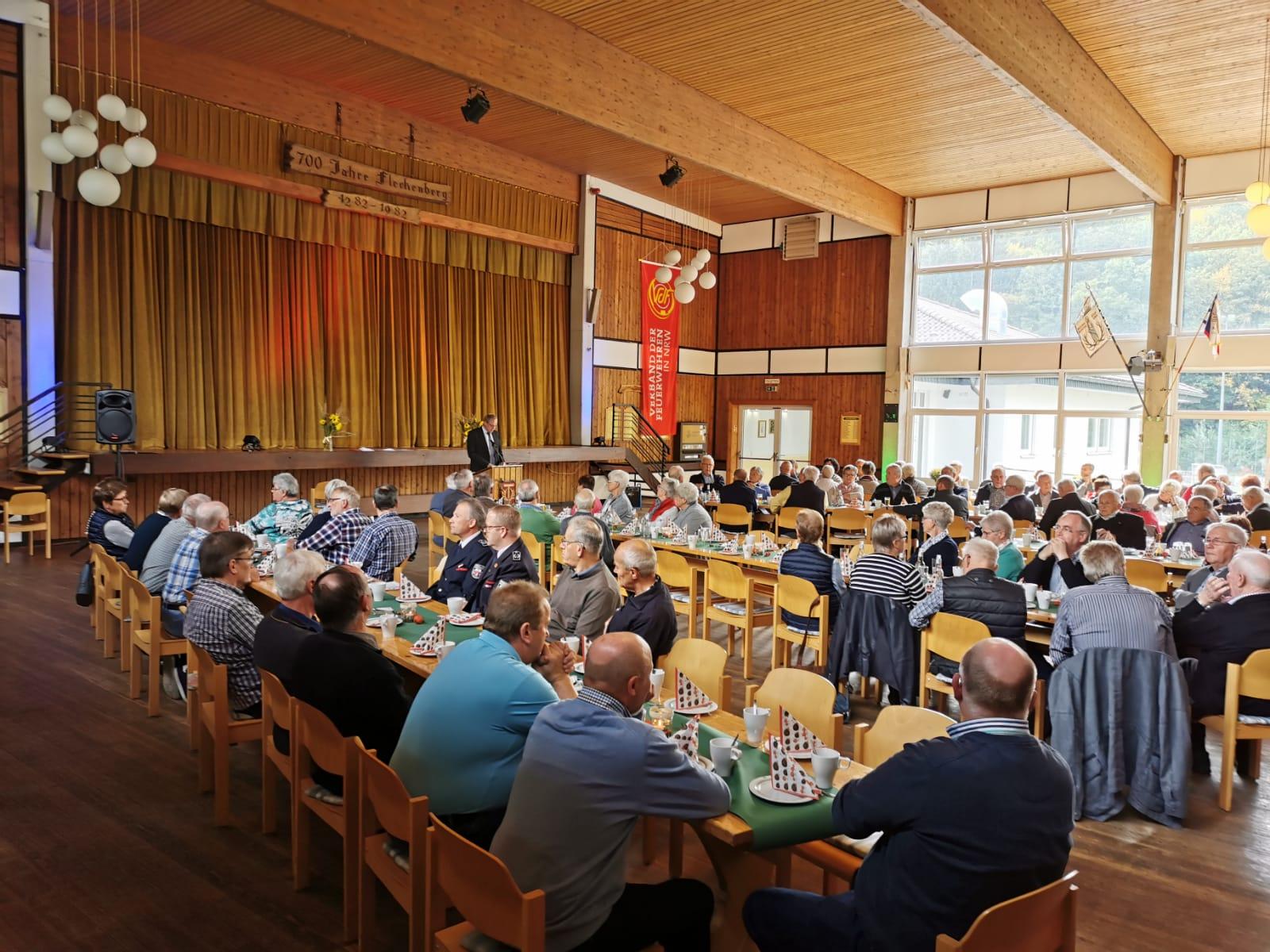 Seniorentag der Feuerwehr 2019 in Fleckenberg