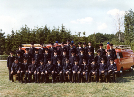 Gruppenfoto 1976