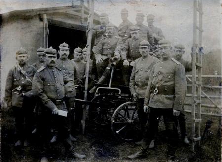 Dienst vom 24.10.1912