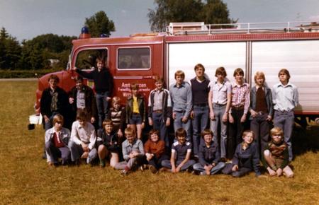 31.03.1978 Gründung der Jugendwehr