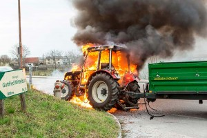 Brandeinsätze 2017