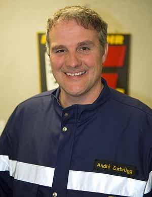 André Zurbrügg