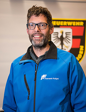 Lt Benjamin Liechti