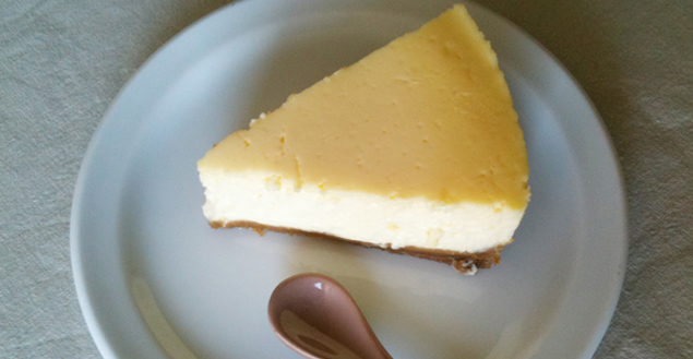 Cheesecake speculoos et fromage blanc