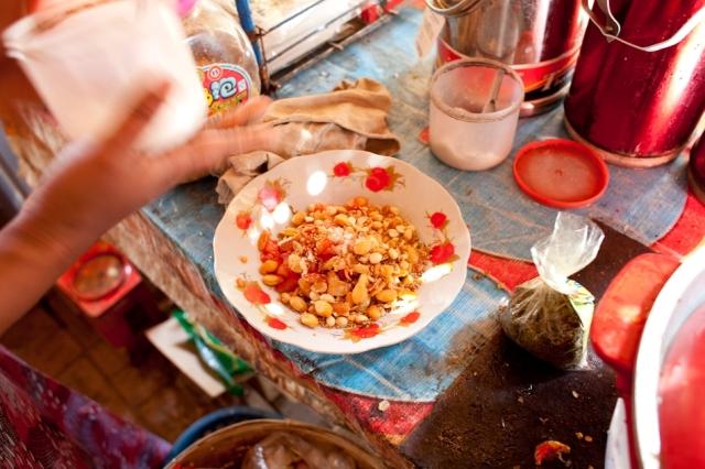 Etape 5 -salade-aux-feuilles-de-the-feuilledechoux
