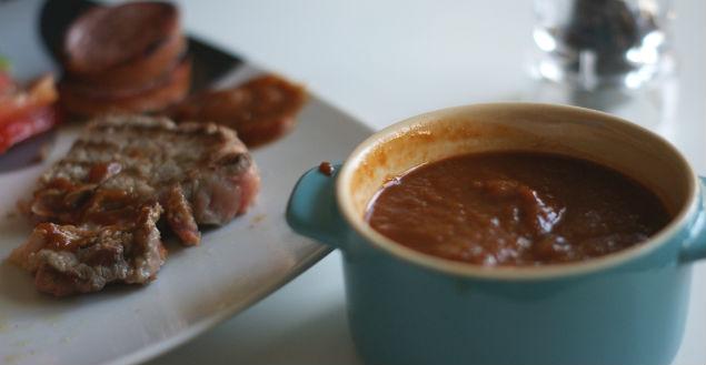 Sauce barbecue maison - Feuille de choux