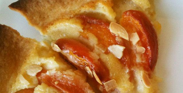 Tarte abricots_feuilledechoux