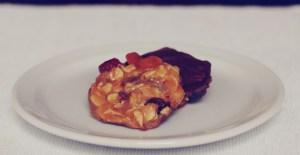 Les florentins au chocolat - Feuille de choux