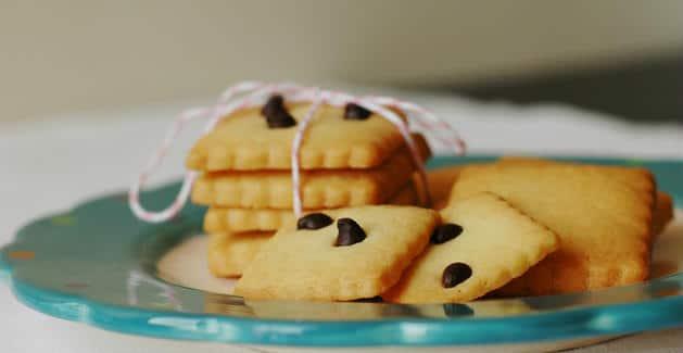 Petit beurre recette de biscuits - Feuille de choux