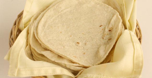 La tortilla mexicaine maison facile! Feuille de choux