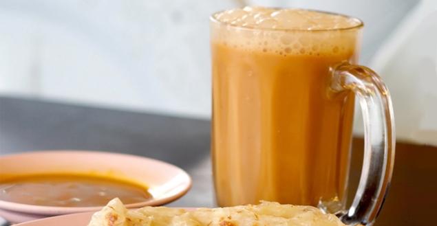 Teh Tarik, le thé malais - Feuille de choux
