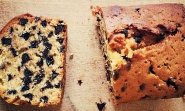 cake chocolat vanille miel - Feuille de choux