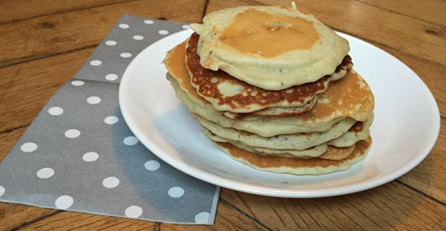 Pancakes quai sud parfaites