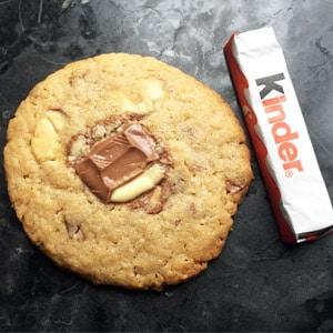 Cookies kinder