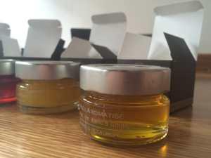Miels parfumés