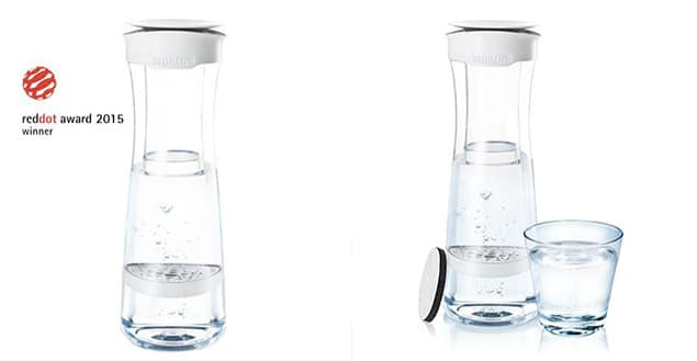 Carafe Brita Fill & Serve - Feuille de choux