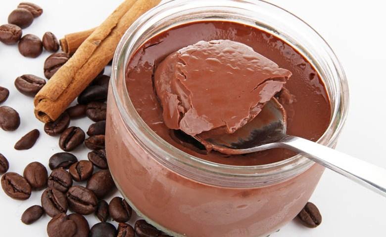 crème au oeufs au chocolat juste parfaite- feuille de choux