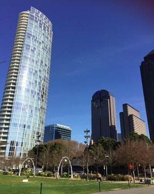 Un parc au coeur de Dallas- Feuille de choux